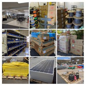 Court Ordered Bankruptcy Auric Solar Online Timed Auction @ Auric | West Valley City | Utah | United States